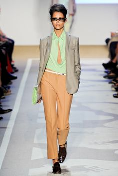 Diane von Furstenberg Spring 2012 Ready-to-Wear Collection Photos - Vogue