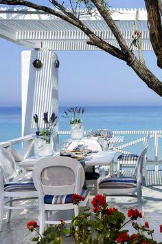 6 Enthusiastic Clever Tips: Coastal Exterior Wrap Around Porches coastal table decor. Coastal Cottage, Coastal Homes, Coastal Style, Coastal Living, Beach Homes, Coastal Entryway, Modern Coastal, Coastal Farmhouse, Porches