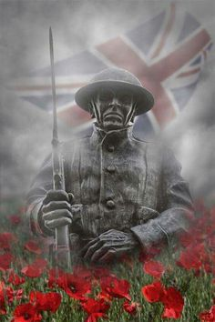 Flanders Field - World War I Remembrance Day Pictures, Remembrance Day Poppy, Army Tattoos, Military Tattoos, Tattoos Pics, Military Drawings, Warrior Tattoos, Remembrance Tattoos, Memorial Tattoos