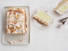 Lemon Meringue Baked Alaska Recipe : Food Network Kitchen : Food Network - FoodNetwork.com