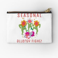 Promote | Redbubble Seasonal Allergies, Promotion, Coin Purse, Seasons, Wallet, Purses, Handbags, Seasons Of The Year, Purse