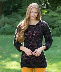 Date-Night Knit Tuni