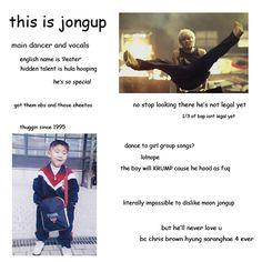 A beginners guide: Jongup