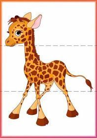Jungle animal art for toddlers activities 70 ideas Preschool Learning Activities, Animal Activities, Preschool Activities, Kids Learning, Activities For Kids, Jungle Animals, Baby Animals, Giraffes Cant Dance, Toddler Art
