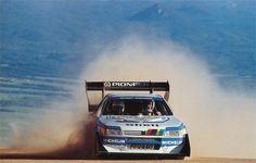 """Peugeot 405 Turbo 16 """"Pike's Peak"""""""