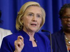Think Progress: Sept. 4, 2015 - Inside Hillary Clinton's battle plan against substance abuse