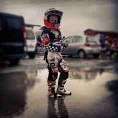 Fox gear, 9year old boy. Dirtbike. KTM