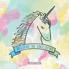 creo en unicornios Más