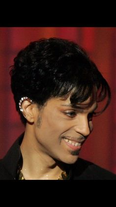 Prince  <3  Love that he looks so happy here.  <3