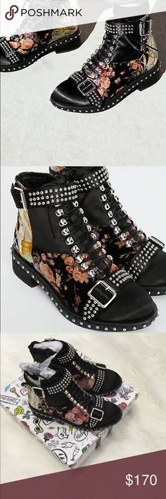 652df241d Jeffrey Campbell for Free People boots BRAND NEW boots from Jeffrey  Campbell exclusive to Free People