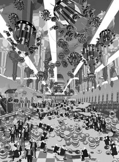 Congress (within). Image © Marcin Chmura