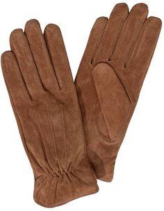 Fingerhandschuhe aus Veloursleder mit Ziernähten auf dem Handrücken von J.Jayz @aboutyoude http://www.aboutyou.de/p/j-jayz/lederhandschuhe-mit-einer-dekorativen-steppkante-2071308?utm_source=pinterest&utm_medium=social&utm_term=AY-Pin&utm_content=2016-09-KW-36&utm_campaign=AllesGoldImHerbst-Board