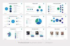 Marketing Plan Powerpoint Template - Presentations