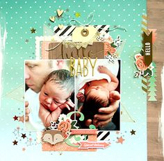 Hello Baby - http://thestudiochallenges.blogspot.com/2015/10/25th-oct-tic-tac-toe.html