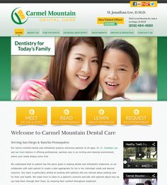 #sesamewebdesign #psds #dental #responsive #green #yellow #sans #serif #top-nav #gradient #texture #full-width