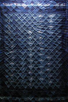 090424_586 Voyage à Nantes – Exposition « Pour l'amour du fil » – Quilts de Kuroha Shizuko