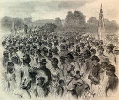freed slaves image