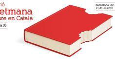 totagenda cultura: 34ª Edició de La Setmana del Llibre en Català del 2 al 11 de Setembre a Barcelona -Barcelonès-