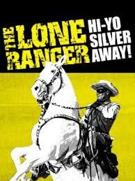 the lone ranger - hi ho silver away! The Lone Ranger, Video On Demand, Family Memories, Lonely, Tv Series, Silver, Movie Posters, Fictional Characters, Style