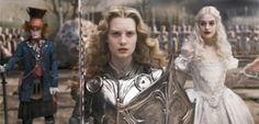 Disney Firms Up 'Alice in Wonderland' Sequel Cast, Begins Production