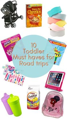 Road must haves with toddlers. Toddler Travel Activities, Road Trip Activities, Road Trip Snacks, Road Trip With Kids, Family Road Trips, Travel With Kids, Road Trip Checklist, Road Trip Essentials, Road Trip Europe