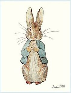 Unable to devise an excuse on so short a notice, Peter wiggled his whiskers ... Beatrix Potter