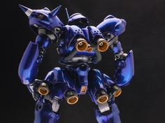 MG 1/100 MS-18E Kampfer Painted Build by Backy