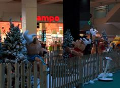 Centre Comercial Diagonal Mar en Barcelona, Cataluña #NadalBCN #Navidad #Christmas