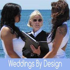 Weddings By Design Lucinda Graham LGBT Wedding Officiant In Brewster Massachusetts