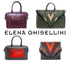 Elena Ghisellini And The Magic of Her Handbags