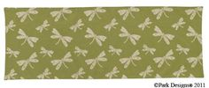 Park Designs Reversible Table Runner 13x36 Sage Green Dragonfly Dragonfly,http://www.amazon.com/dp/B008472NOM/ref=cm_sw_r_pi_dp_iUCAsb18AJ2EJRJT