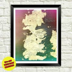 Samsung Galaxy S7 Edge Fall Wallpaper Game Of Thrones Map Of Westeros Magnet Set Accessory