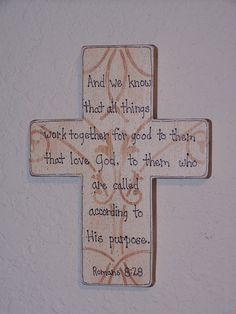 Sawdusted on ETSY has some beautiful gifts for the home including this cross. I love it