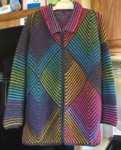 Plus Size Casual Long Sleeve Outerwear Gilet Crochet, Crochet Poncho Patterns, Crochet Jacket, Sweater Knitting Patterns, Knitted Poncho, Knit Jacket, Knitting Designs, Knit Crochet, Patron Crochet