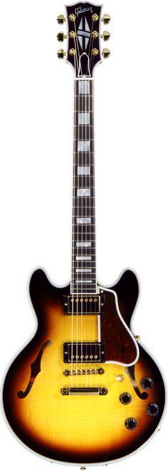 Gibson Memphis ES-359 (Vintage Sunburst) - WANT