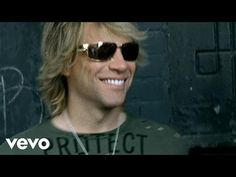 Music video by Bon Jovi performing Have A Nice Day. (C) 2005 The Island Def Jam Music Group Jon Bon Jovi, Top Classic Rock Songs, Music Songs, My Music, Bon Jovi Videos, Thank You For Loving Me, Rock Videos, Mejor Gif, Rock Legends