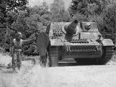 "Sturmpanzer IV (Sd.Kfz.166) ""Brummbär"""