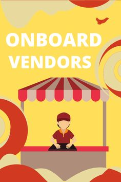 Onboard Vendors to an E-Commerce Site