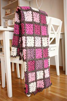 Blogger   Isa's hobbyblogg Knits, Blanket, Knitting, Crochet, Tricot, Cast On Knitting, Chrochet, Stricken, Knit Stitches