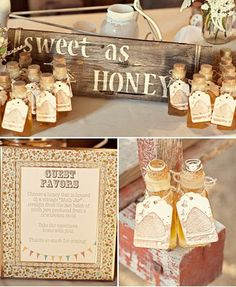 Sweet As Honey - love this! Especially because of what my name means :)