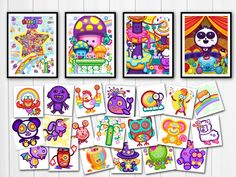 Lan Rainbows is raising funds for Original Art illustrations & drawings! Help me get professional prints and I'll create an art illustration for you! Art Illustrations, Illustration Art, Colourful Art, Super Happy, Raise Funds, Original Art, Rainbow, The Originals, Create