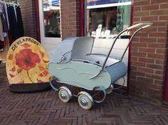 Vintage Pram, Baby Carriage, Prams, Baby Strollers, Children, Pram Sets, Nostalgia, Puppets