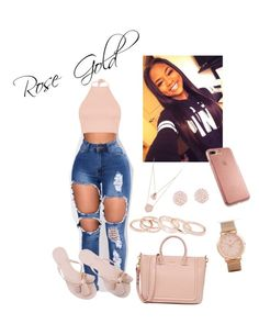 Mall Trip by kyrahlowery on Polyvore featuring polyvore, fashion, style, Boohoo, ASOS, Kendra Scott, Michael Kors, Speck and clothing