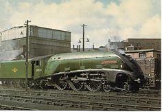ex LNER 'A4' Class 'Lord Faringdon'