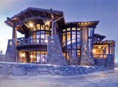 My Colorado mountain home.