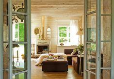 Una casa restaurada para empezar de nuevo · ElMueble.com · Casas