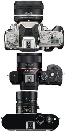 The Nikon Df has landed..what do you think? Well.. I badly want this one...