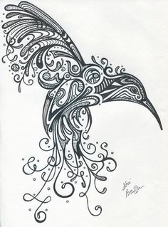 Awesome Hummingbird want it done in Henna please Body Art Tattoos, New Tattoos, Tribal Tattoos, Cool Tattoos, Tatoos, Tattoo Henna, Henna Tattoo Designs, Henna Art, Mandala Tattoo