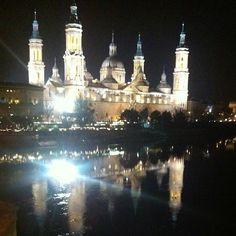 Reflejos del Pilar by @pablodmartin #igerszgz