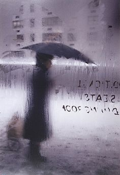 """-Online Browsing-: Saul Leiter: """"I spent a great deal of my life being ignored."""""""
